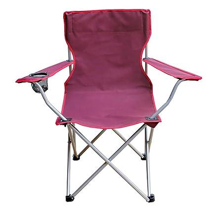 WMM-folding chair Taburete de la Silla Plegable al Aire ...