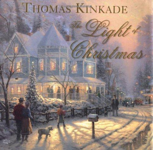 Light Christmas Thomas Kinkade