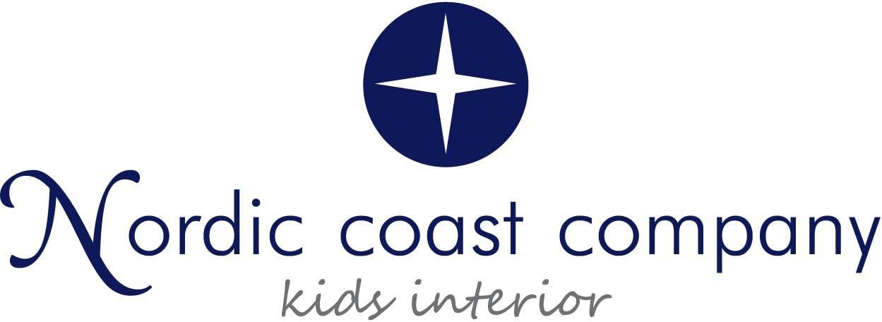 color beige Nordic Coast Cable de punto manta de beb/é, 100/x 70/cm