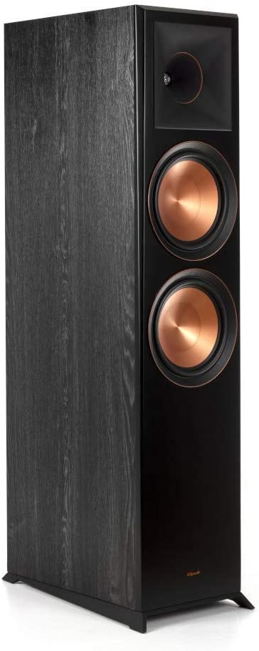 Klipsch RP-8000F Reference Premiere Floorstanding Speaker – Each Ebony Renewed