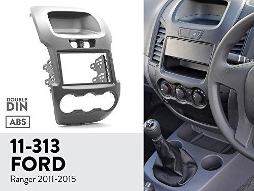 UGAR 11-313 Trim Fascia Car Radio Installation Mounting Kit for FORD Ranger 2011-2015