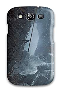 New Style Tpu S3 Protective Case Cover/ Galaxy Case - Infamous: First Light