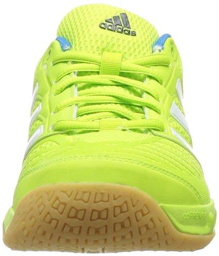 Adidas Terrex Swift Solo - Zapatillas de tenis Verde (Grün (solar slime/solar blue s14/running white))