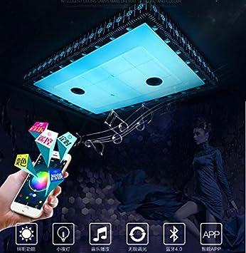 Sgbdfljm Handy Fernbedienung Smart Home Bluetooth Musik Lampe