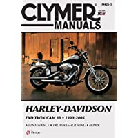 Harley-Davidson FXD Twin Cam Motorcycle (1999-2005) Service Repair Manual