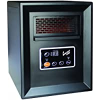 Comfort Zone Infrared Quartz Heater - 3413 BTU, 1000 Watts, Model# CZ2011P