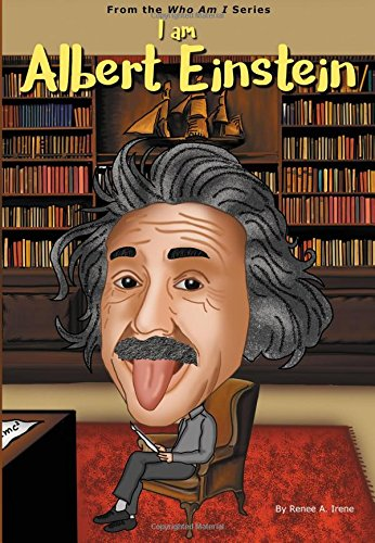 I Am Albert Einstein (Who Am I Series) pdf epub