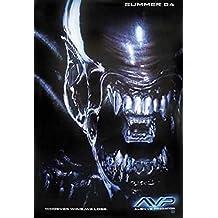 Posters: Alien Vs. Predator Poster - Alien, Teaser (40 x 27 inches)