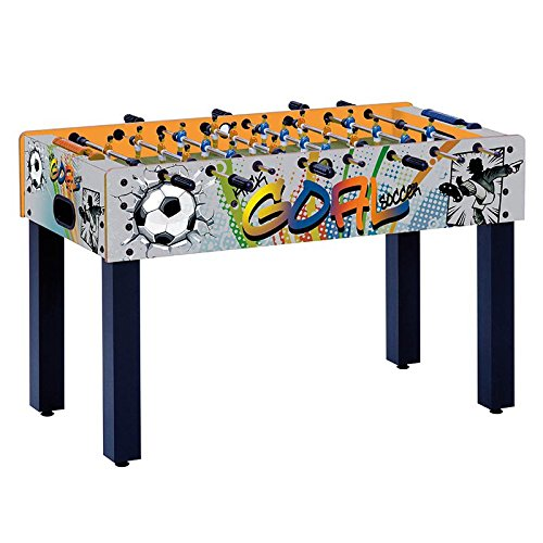 Garlando F-1Table Football Table A. Leavers Multi-Colour