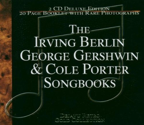 Gold Collection by Irving Berlin & George Gershwin/Cole Porter (2005-08-01)
