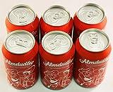 Almdudler Soda (Austrian Limonade) (6 x 0.33 L Cans)