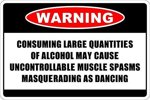 消費アルコール 金属板ブリキ看板注意サイン情報サイン金属安全サイン警告サイン表示パネル
