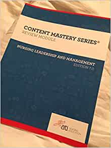 Leadership and Management Review Module - Edition 7.0