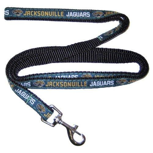 (Pets First NFL Jacksonville Jaguars Pet Leash, Medium)