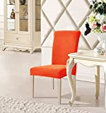 Best Surefit-chair-covers - DyFun Jacquard Spandex Stretch Dining Room Chair Slipcovers Review