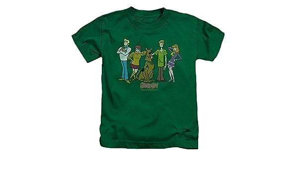 1b45041ce Amazon.com: A&E Designs Kids Scooby Doo T-Shirt Gang Tee Shirt: Clothing