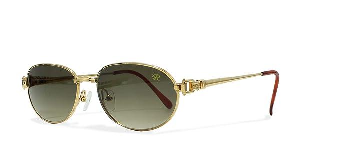 Amazon.com: Revillon R519 - Gafas de sol ovaladas para ...