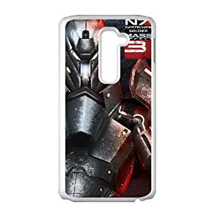 Mass Effect LG G2 Cell Phone Case White Phone cover L7760493