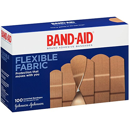 Band-aid Flex Fabric Assorted