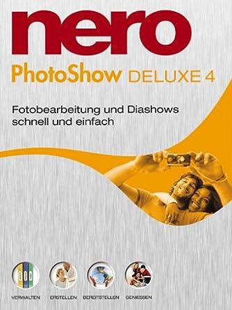 nero photoshow deluxe 4