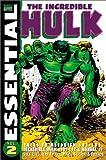 Essential Incredible Hulk Volume 2 TPB