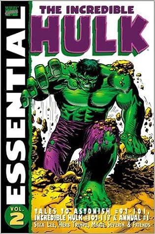Amazon essential incredible hulk vol 2 marvel essentials amazon essential incredible hulk vol 2 marvel essentials 9780785107958 stan lee books fandeluxe Gallery