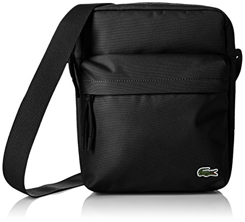 Lacoste Mens Crossover Bag NH2012NE Black One Size for sale  Delivered anywhere in Canada