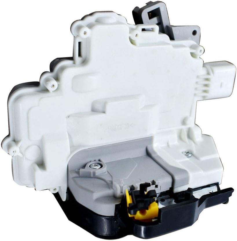 4E 8E2837015AA 4F2837015E Attuatore Serratura Anteriore Sinistro Lato passeggero Adatto per Audi A3 C6 A6 A8 8P