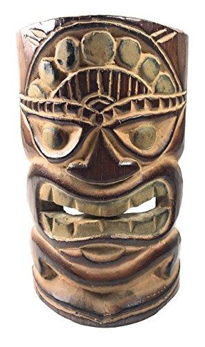 Happiness Tiki Mask 8