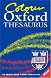 The Oxford Colour Thesaurus, Martin Nixon, Lucinda Coventry, Alan Spooner, 0198604491