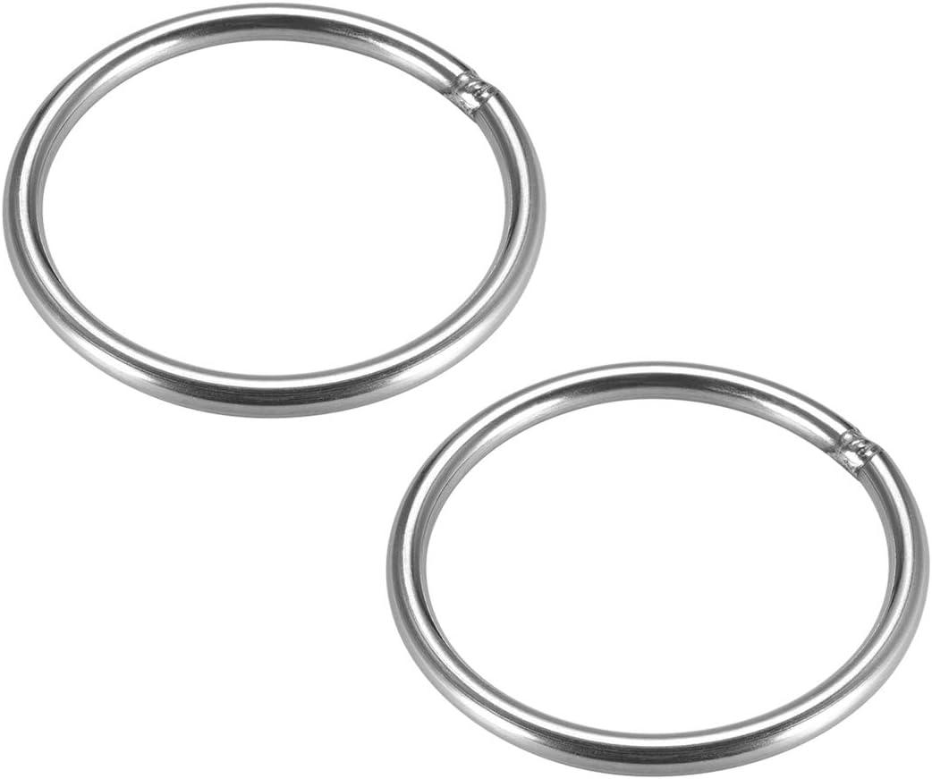 O-Ring Edelstahl O-Ringe Umreifungsringe 2 St/ück