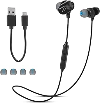 1 par de Auriculares inalámbricos Bluetooth para Auriculares