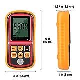 Flexzion Ultrasonic Thickness Gauge Meter Tester