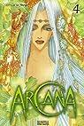 Arcana, tome 4 par Lee