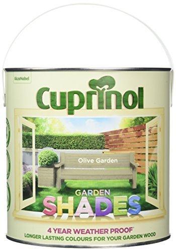 Cuprinol CUPGSHON1L 1 Litre Garden Shades - Olive Garden: Amazon.co ...
