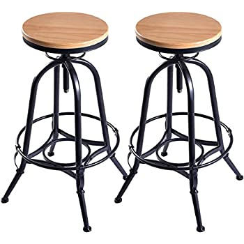 style stool counter height and bar furniture metal stools wood industrial
