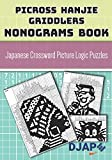 Picross Hanjie Griddlers Nonograms book: Japanese