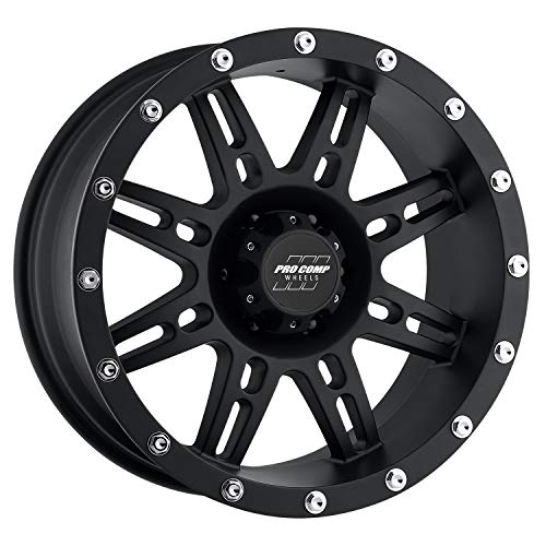 Pro Comp Alloys Series 31 Wheel with Flat Black Finish (18x9