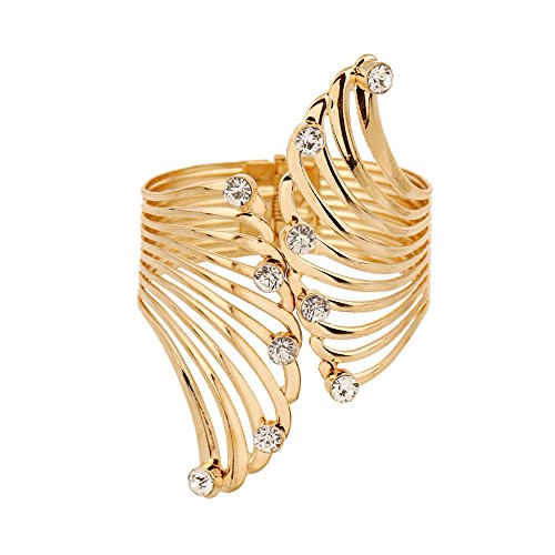 Yozone Bracelet - Gold Bracelet Adjustable Egypt Cleopatra
