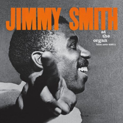 Jimmy Smith At The Organ