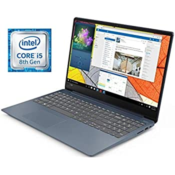 Lenovo Premium IdeaPad 330s 15.6-inch Laptop PC, Intel Quad-Core i5-8250U Processor , 4GB DDR4 RAM, 16GB Intel Optane Memory, 1TB HDD, Dolby Audio, ...