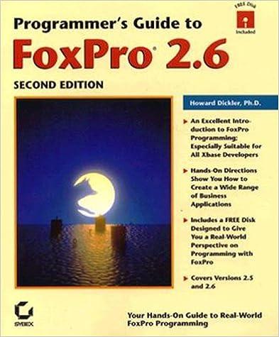 Foxpro Programming Pdf
