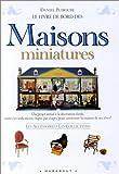 Le livre de bord des maisons miniatures