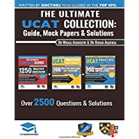 The Ultimate UCAT Collection: 3 Books In One, 2,650 Practice Questions, Fully Worked Solutions, Includes 6 Mock Papers, 2019 Edition, UniAdmissions