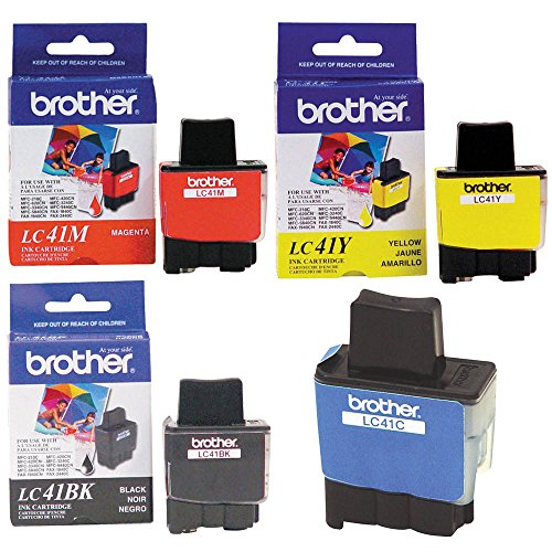 Brother Mfc 5440cn Printer - Brother MFC-620CN Standard Yield Ink Cartridge Set