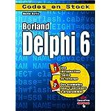 Delphi 6 codes en stock