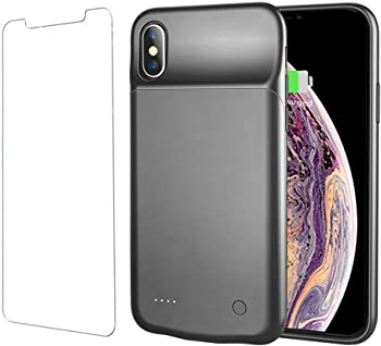 Hansmart Ultra Thin Battery Case for iPhone X/XS
