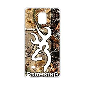 Browning Cell Phone Case for Samsung Galaxy Note4