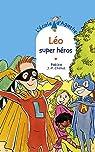 Léo super héros par Pakita