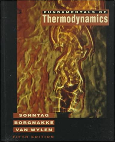 Fundamentals of thermodynamics richard e sonntag claus borgnakke fundamentals of thermodynamics 5th edition fandeluxe Images